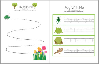Play With Me Printable Pack