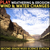 Play a Video Game about Erosion - Second Grade Science Stations