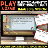 PLAY a Game about Light - Vision & Properties of Light Science Station
