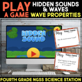 Play a Video Game about Sound or Ocean Waves - Sound Science Station