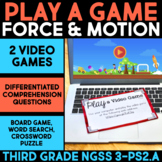 Play a Video Game about Surface Types & Friction - Science Station