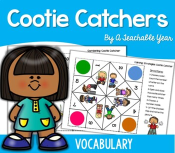 Play and Tell- Cootie Catchers