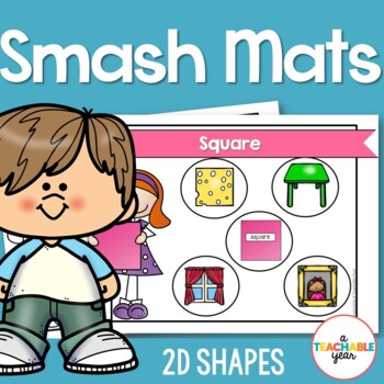 Play and Tell- Shapes Edition