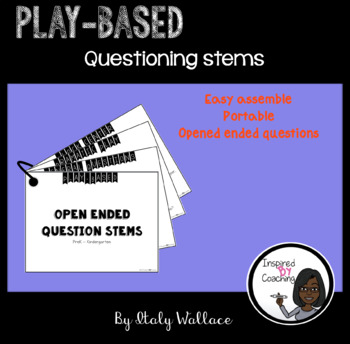 Play-based Question Stems