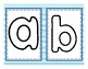 Play-doh Alphabet (English and Spanish) and Number Mats 0-20