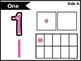 Number Fluency Play-doh Mats FREEBIE