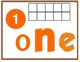 Play-doh Mats with Ten Frame