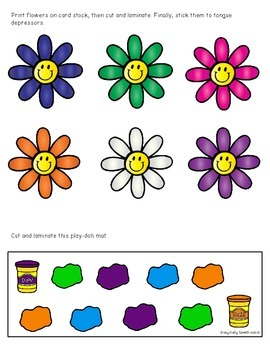 Play-doh Practice for Apraxia and Speech Delay