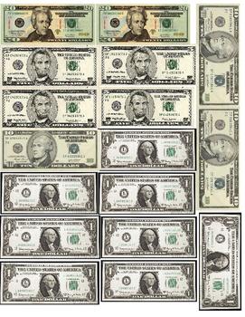 Play money #2
