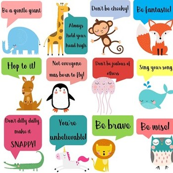 Play on words - Animal Posters