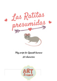 Play script for Spanish learners - Readers theatre in Spanish