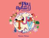 Goofi Play with Alphabet (T, U, V)