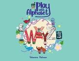 Goofi Play with Alphabet (W, X, Y, Z)