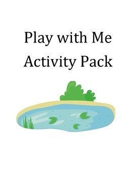 Play with Me Activity Pack