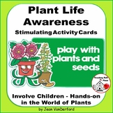 PLANT ACTIVITIES TASK CARDS | SCIENCE FAIR  Grow  Plants and Seeds | Hands-on