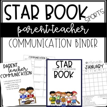 PlayBook - A Parent/Teacher Communication Binder