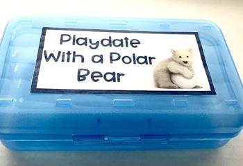 Playdate with a Polar Bear