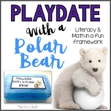 Playdate with a Polar Bear