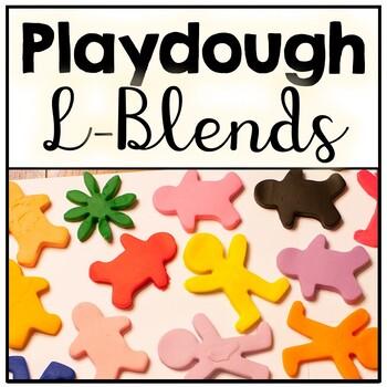 Playdoh L-Blends