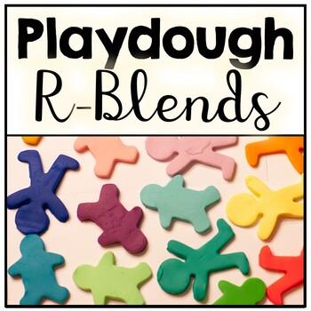 Playdoh R-Blends