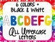 Playdoh Letters *Uppercase Only*
