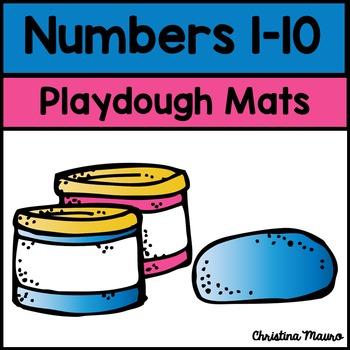 Playdough Mats 1 - 10