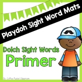 Playdoh Mats Sight Word Practice Primer