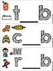 Playdoh Phoneme Manipulation