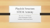 Playdoh Structure STEM Activity