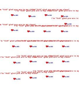 Playdoh Tags- Editable! FREEBIE