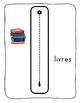 Playdoh / letter formation mats - FRENCH - Back to School / La rentrée