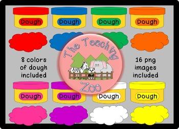 Dough Clipart {The Clipart Zoo}