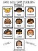 Playdough Emotions (colored version)