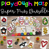 Playdough Mats Super Fun Bundle