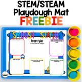 Playdough Mats | STEM Activities | Free