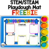Playdough Mats   STEM Activities   Free