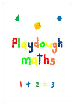 Playdough Maths Complete Pre K Curriculum/NZ Kindergarten