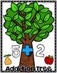 Apple/Pear Playdough Mats- Addition to 10 - Pre-K, Kinderg