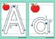 Alphabet Playdough Mats / Play Dough Mats / Playdoh Mats