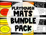Playdough Mats {BUNDLE PACK}