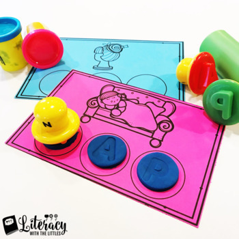 Playdough Mats Big Bundle {to use with Play Dough Stamps}