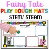 Playdough Mats Fairy Tale STEM Activities