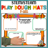 Playdough Mats Fall STEM Activities