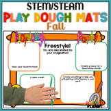 STEM Activities   Fall STEM Playdough Mats