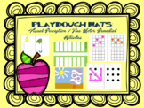 Playdough Mats: Fun Visual Perception and Fine Motor Remed