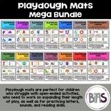 Playdough Mats MEGA Bundle (Playdoh Mats/Play Dough Mats)