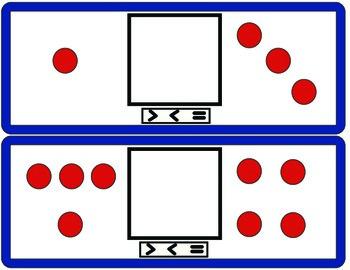 Playdough Mats-Math Symbols