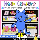 Math Mats - Numbers, Ten Frames, Number Lines