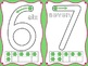 Playdough Mats: Numbers and Counting