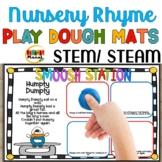 Playdough Mats Nursery Rhyme STEM Activities